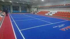 Покрытия для спортзалов, открытых спортивных площадок