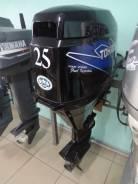 Tohatsu. 25,00л.с., 4х тактный, бензин, нога S (381 мм), Год: 2005 год
