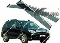 Ветровик. Subaru Forester