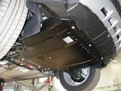 Защита двигателя. Hyundai ix35