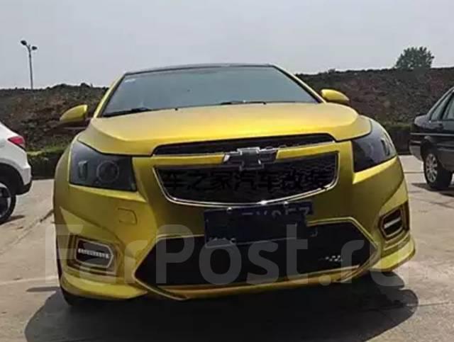 Обвес кузова аэродинамический. Chevrolet Cruze, J300. Под заказ