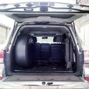 Крепление запасного колеса. Lexus LX470 Lexus LX570 Lexus GX470 Toyota Land Cruiser, GRJ200, HDJ100, HDJ100L