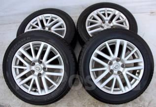Колёса с шинами =Nissan Fuga= R17! 2015 год! Original! (№ 49348). 7.0x17 5x114.30 ET45
