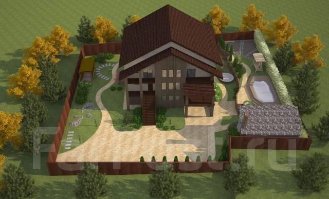 Ландшафтное проектирование! Дизайн. Благоустройство территорий.