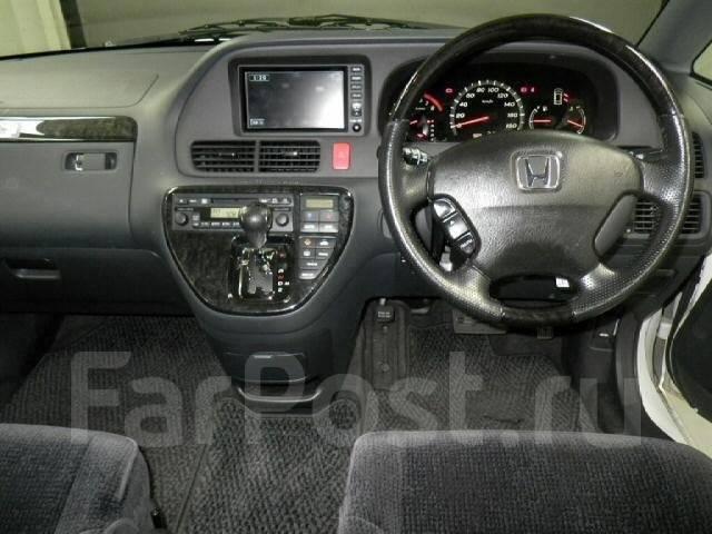 Климат контроль Honda Odyssey RA6 Absolute