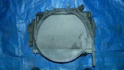 Радиатор охлаждения двигателя. Nissan Caravan, QGE25, DQGE25, VPE25, CQGE25, QE25 Двигатели: KA24DE, KA20DE
