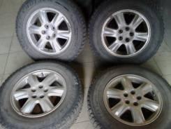 Комплект колёс На Subaru 5-100- 205/70R15!. 6.5x15 5x100.00 ET48