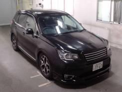 Обвес кузова аэродинамический. Subaru Forester, SJ, SJG, SJ5