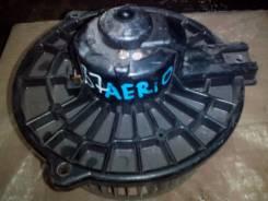 Мотор печки. Suzuki Aerio, RA21S Двигатель M15A