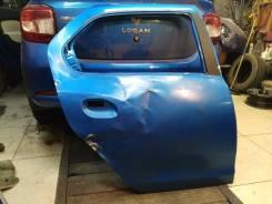 Дверь боковая. Renault Logan