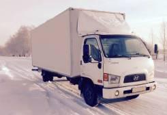 Hyundai HD. Hyndai HD-78. 2011 год. V-3900. Удлиненный фургон. 6.20., 3 900 куб. см., 5 000 кг.