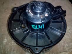Мотор печки. Toyota Corolla II, EL41 Двигатель 4EFE