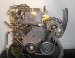 Двигатель с КПП, Toyota 4S-FEAT FR Cresta SX90