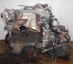 Двигатель с КПП, Toyota 4S-FE AT FF трамблер
