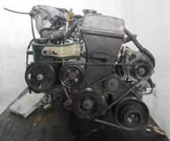Двигатель с КПП, Toyota 5A-FE  AT