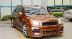 Обвес кузова аэродинамический. Toyota RAV4, ACA30, ACA31. Под заказ