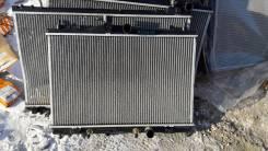 Радиатор охлаждения двигателя. Nissan: Bluebird Sylphy, Tiida, Tiida Latio, AD, Wingroad Двигатели: HR15DE, CR12DE