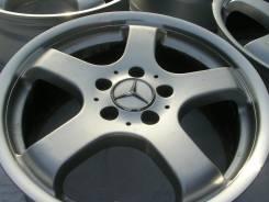 Mercedes. 7.5x17, 5x112.00, ET49
