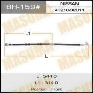Шланг тормозной LH=RH NISSAN CEFIRO / WAGON / MAXIMA / INFINITII30 / I35 94- BH-159 ST-46210-4Y910 46210-4Y910, 46210-4Y91A, 46210-4Y91E, 46210-32U15...