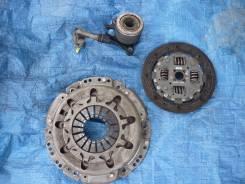 Сцепление. Nissan Micra, K12 Двигатели: CR12DE, CG12DE