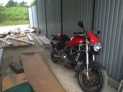 Ducati Monster S4. 916 куб. см., исправен, птс, без пробега