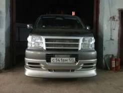 Обвес кузова аэродинамический. Nissan Elgrand, ATE50, APE50, AVWE50, AVE50, ALE50, APWE50, ALWE50, ATWE50