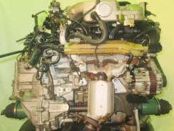 Двигатель с КПП, Mazda AJ AT MPV