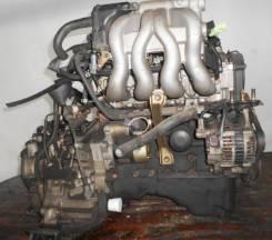 Двигатель с КПП, Mazda B5 AT EFI 16Valve