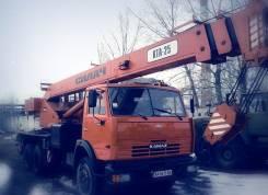 Силач КТА-25. КТА25, 2007 г. в., автокран., 25 000кг., 21,00м.