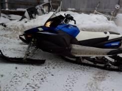 Yamaha Apex Turbo. исправен, есть птс, с пробегом