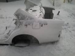 Задняя часть автомобиля. Toyota Chaser