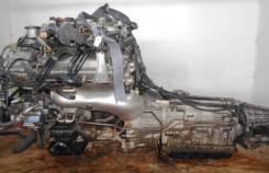 Двигатель с КПП, Mazda JE AT FR HDES