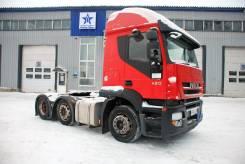 Iveco Stralis. Седельный тягач 420 ES, 2008 г. в, 10 380 куб. см., 17 000 кг.