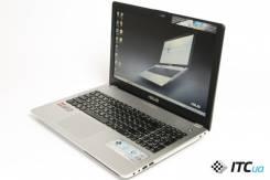"""Asus N. 17.3"""", 2 400,0ГГц, ОЗУ 8192 МБ и больше, диск 1 000 Гб, WiFi, Bluetooth, аккумулятор на 4 ч."""
