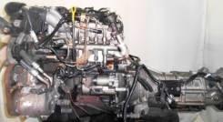 Двигатель с КПП, Mazda RF-T MT FR EFI common rail толстая фор