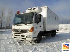 Hino 500. HINO 500 АФ-476700 — изотермический фургон АФ-476700, 7 684 куб. см., 5 750 кг.