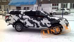 Сверхпрочное покрытие LINE-X в Барнауле! Броня твоего автомобиля!