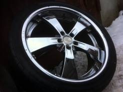 Centerline Wheels. 8.5x20, 5x114.30, ET40, ЦО 72,0 мм.