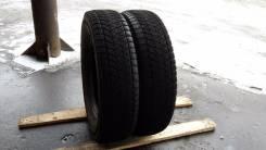 Bridgestone Blizzak DM-V2. Зимние, без шипов, износ: 10%, 2 шт