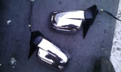 Зеркало заднего вида боковое. Honda CR-V, RD5, RD4, RD7, RD6 Двигатель K24A