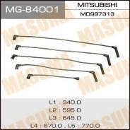 Провода высоковольтные (комплект) MASUMA MG84001