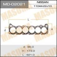 Прокладка ГБЦ MASUMA MD02021