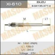 Свеча накаливания MASUMA XI610