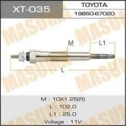 Свеча накаливания MASUMA XT035