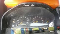 Панель приборов. Toyota Vista, SV41 Двигатель 3SFE