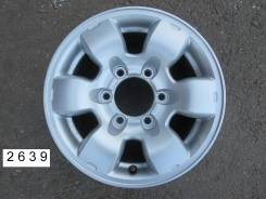 Nissan. 7.0x15, 6x139.70, ET40, ЦО 100,0мм.