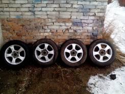 Продам колёса R-15. x15 5x100.00, 5x114.30