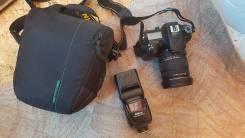 Nikon D7100. 20 и более Мп