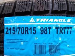 Triangle Group TR777. Зимние, 2016 год, без износа, 4 шт