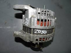 Генератор. Nissan Ambulance, ATWE50, ATE50, FLGE50, FLWGE50 Nissan Patrol, Y61 Двигатели: ZD30DDT, ZD30DDTI